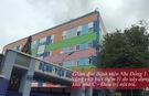 Khối nhà C – Điều trị nội trú Bệnh viện Nhi Đồng 1 đi vào hoạt động