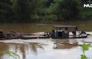 Cát tặc băm nát thượng nguồn sông Đồng Nai