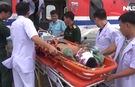 Trực thăng bay đêm cấp cứu 2 ngư dân gặp nạn ở Trường Sa