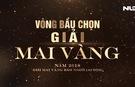 Mai vàng 2018: Hạng mục Ca sĩ hát nhạc âm hưởng dân ca và truyền thống cách mạng