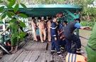Lật xuồng trên sông Tiền khi đi câu cá, 1 người mất tích