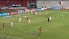 Bàn đá phản lưới của Zhang Linpeng trong trận thua 1-2 của Trung Quốc trước Syria.