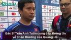 """Bác sỹ U22 Việt Nam: """"Quang Hải nghỉ 2 tuần, vẫn kịp dự VCK U23 châu Á"""""""