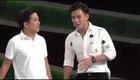 Bạn gái tin đồn của Phan Văn Đức được trai đẹp thả thính ngay trên sóng truyền hình