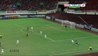 Pha xử lý lỗi của Hồng Duy dẫn đến bàn thua của U19 Việt Nam trước U19 Nhật Bản tại giải U19 Đông Nam Á 2014