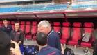 HLV Park Hang-seo khóc khi gặp lại sếp cũ Guus Hiddink