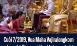 Những dấu mốc thăng trầm của Hoàng quý phi đầu tiên của Thái Lan