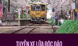 Tuyến xe lửa độc đáo đến cực bắc Nhật Bản đón khách