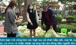 """""""Giải cứu"""" nông sản Hải Dương: """"Giúp được cho bà con dù chỉ vài cân ổi, chiếc bắp cải cũng mừng lắm rồi"""""""