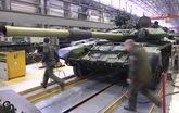 Hình ảnh mới và rõ nét nhất về xe tăng T-90 Việt Nam: Chuẩn bị bàn giao
