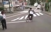 Drift bằng xe đạp như trong phân cảnh Fast & Furious