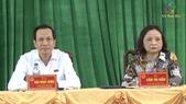 Bộ trưởng Bộ Lao động - Thương binh và Xã hội tiếp xúc cử tri tại tỉnh Thanh Hóa