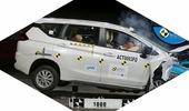 ASEAN NCAP đánh giá an toàn Mitsubishi Xpander