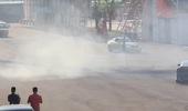 D1 Workshop trổ tài drift tại trường đua Đại Nam