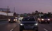 Cách xe Audi giao tiếp với đèn tín hiệu giao thông