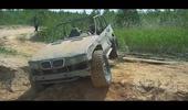 BMW X5 độ offroad