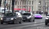 Lamborghini Aventador S làm náo động đường phố Vienna
