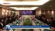 Hội đàm song phương giữa Bộ TTVHDL Lào và Bộ VHTTDL Việt Nam