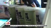 Trà sữa in hình cá nhân hút khách tại TP.HCM