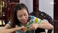 Chuyện gia đình vàng: Mẹo vặt rau salad sạch nước trong nháy mắt
