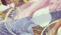 Bếp quê: Gà nướng đất sét