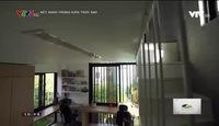 Nét xanh trong kiến trúc nay: Tạo lập không gian kiến trúc linh hoạt