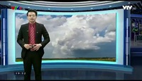 Bản tin thời tiết 19h45 - 23/3/2017
