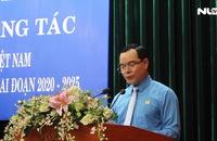 Tổng LĐLĐ Việt Nam và Thành ủy TP HCM ký kết phối hợp công tác giai đoạn 2020-2025