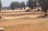 Phá nát rừng phòng hộ làm sân golf