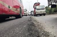 Thi công bầy hầy trên Quốc lộ 1 TPHCM, nhiều nhà thầu bị xử phạt