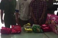 Triệt phá đường dây ma túy khủng từ Campuchia về TP HCM