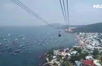 Khai trương cáp treo dài nhất thế giới tại Phú Quốc