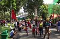 Ghi nhanh: Thảo cầm viên Sài Gòn đông nghẹt khách du xuân