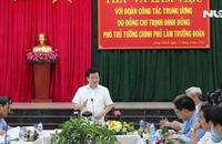 Dự án sân bay Long Thành: Báo cáo Chính phủ sớm các đặc thù, phát sinh