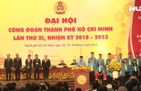 Đại hội XI Công đoàn TP HCM: Tập trung nguồn lực chăm sóc đoàn viên