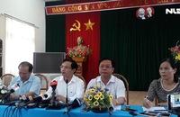 Năm cán bộ tham gia sửa điểm thi ở Sơn La