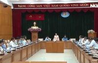 Thành ủy TP HCM gặp gỡ đại biểu tham dự Đại hội XII Công đoàn Việt Nam