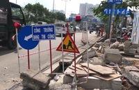 TP HCM chi hơn 55 tỷ đồng nâng cấp đại lộ Võ Văn Kiệt