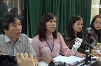 Hà Nội: Cô giáo phủ nhận chỉ đạo tát học sinh 50 cái