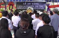 Phó Chủ tịch UBND TP HCM Nguyễn Thị Thu an nghỉ nơi quê nhà Đồng Tháp