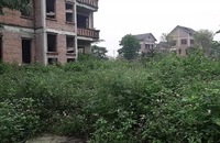 """Hàng loạt dự án đất """"bờ xôi ruộng mật"""" bỏ hoang gây lãng phí ở Hà Nội"""