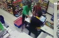 Bắt giữ băng cướp nhí lộng hành tại cửa hàng tiện lợi