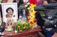 Người dân thương xót tiễn bé Nhật Linh về với đất mẹ