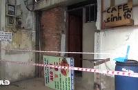 Sụt lún hố công trình xây dựng gây sập nhà dân