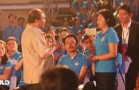 Thủ tướng đối thoại với hàng nghìn công nhân ở Đà Nẵng