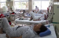Vụ 7 bệnh nhân chạy thận tử vong: Thiết bị chạy thận bảo trì trước đó 1 ngày