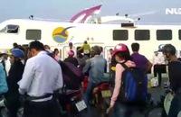 Bến tàu, bến phà ở Phú Quốc tấp nập người về quê ăn Tết