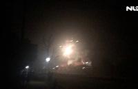 Bất chấp lệnh cấm đốt pháo, nhiều địa phương pháo vẫn nổ vang trời!