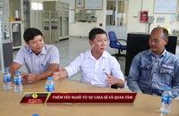 Truyền hình Công nhân - Công đoàn TP HCM - Bản tin Công đoàn ngày 20-2-2018