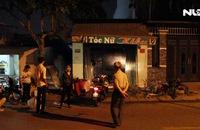Cháy tiệm làm tóc lúc nửa đêm, 2 người chết